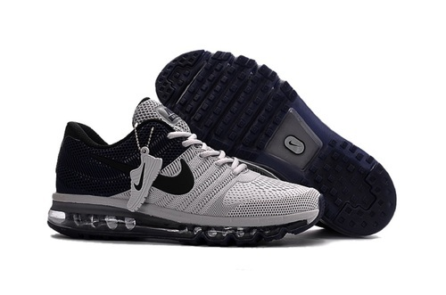 Nike Airmax 2017 Rubber Running Shoes