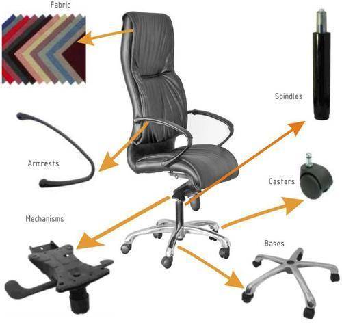 Beau Office Chair Repair Services   Re Upholstery For Office Chairs Manufacturer  From New Delhi