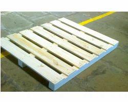 Heat Treated Pinewood Pallets