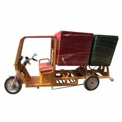 Garbage E-Rickshaw