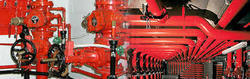 Automatic Fire Fighting System