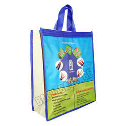 Canvas Roto Blended Printed Bags