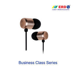 HF 10 Gold Earphone
