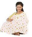 Printed Feeding Cloak/Nursing Cover