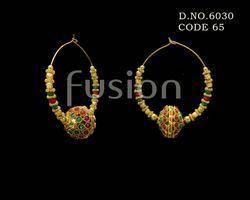 Designer Bollywood Hanging Bali Earrings