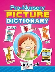 Pre-Nursery Picture Dictionary Book
