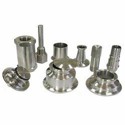 Steel Turned Parts