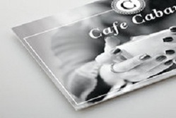Business Cards / Visiting Cards - Glossy Single Side