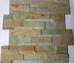 NATURAL MINT SANDSTONE WALL PANEL / WALL CLADDING TILES