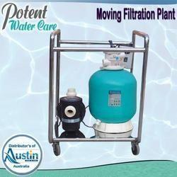 Swimming Pool Filter and Motor Pump