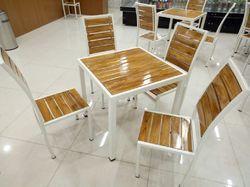 Restaurant Wooden Set