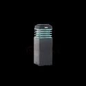 Square LED Bollard Light Eberta 6