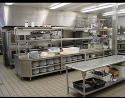 SS Plate Storage