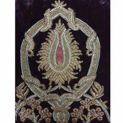 Embroidery Zari Work