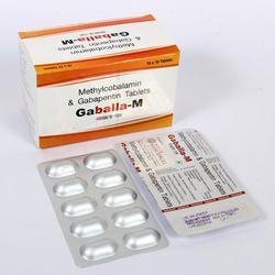 Mecobalamin 750 MCG Gabapentin 300 MG Tablet