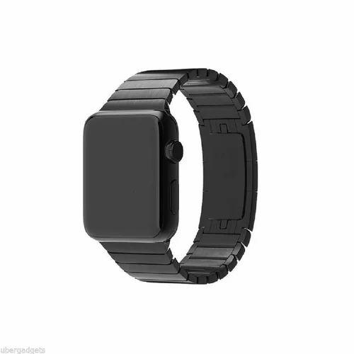 new style 52018 5af6b Steel Link Bracelet Strap For Apple Watch I Watch 42mm