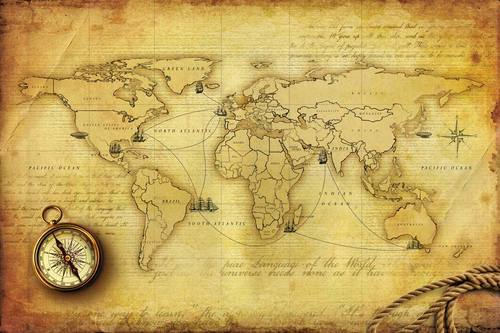 World map wallpaper old world map wallpaper manufacturer from new old world map wallpaper gumiabroncs Images