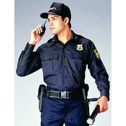 French Terrain Security Uniform Fabrics
