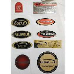 Polycarbonate Printed Labels