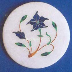 White Marble Tea Coaster