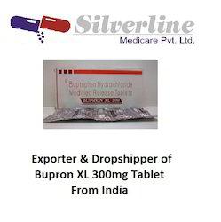 Bupron XL 300mg Tablet