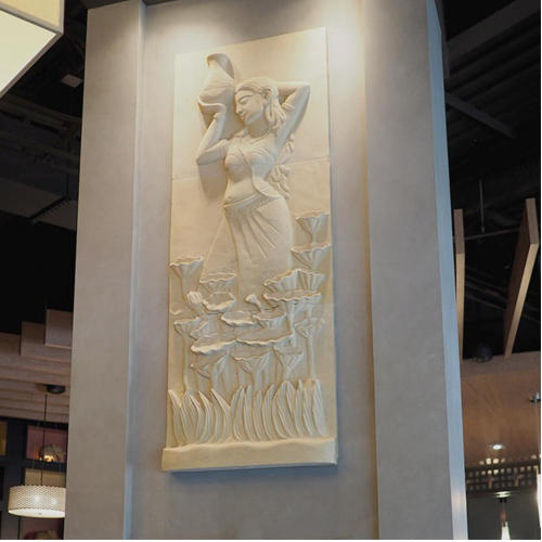 Murals And Panels Sculpture With Panel Manufacturer From