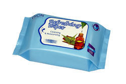Refreshing Wipes - Neem Extract & Tea Tree