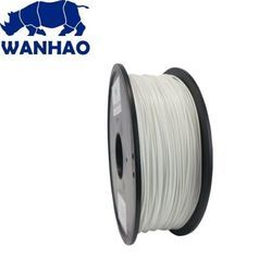 Wanhao Original White ABS 1.75mm 3D Printer Filament