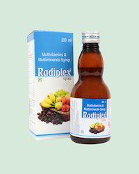 Radiplex Syrup