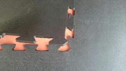 Puzzle Rubber Gym Mat