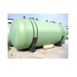 GRP Cylindrical Tanks