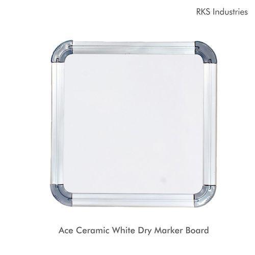 RKS Ace Frame White Marker Board Light & Heavy Weight Board