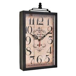 Rectangle Dial Wall Clock