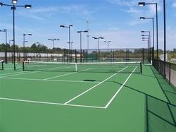 Tennis Court Flooring Services