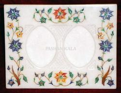 Decorative Marble Picture Frame