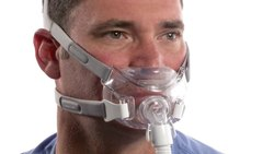 Philips Respironics  Amara View Full Face Mask- Small