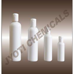 White Cosmetic Bottles
