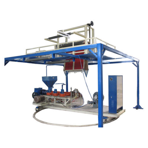 LDPE Film Extrusion Machine