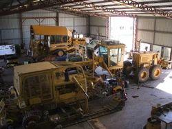 Heavy Earthmoving Machinery Repairs