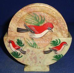 Soapstone Tea Coaster