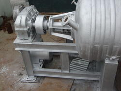 Rotary Autoclave Unit