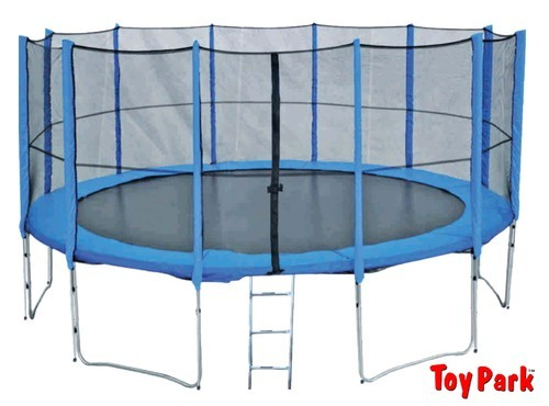 16 FT. GSD ENCLOSED TRAMPOLINE (PI 504)