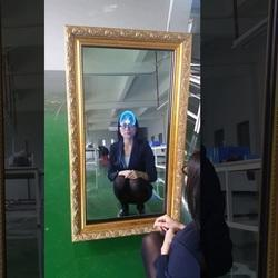 Touch Screen Selfie Magic Mirror