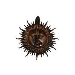 Metallic Color Sun -Hindu Goddess