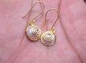 Natural Pearl Earring