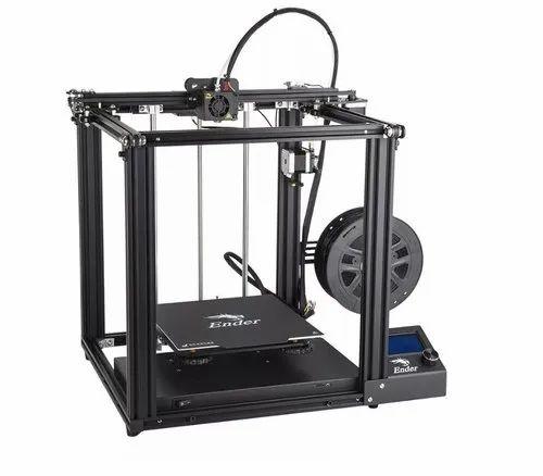 Creality 3D Ender 5 DIY 3D Printer Kit 220x220x300mm Printing Size With Resume Print option
