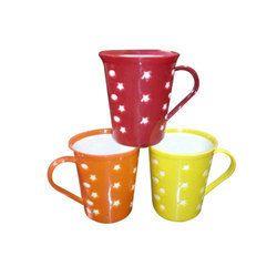 Plastic Coffee Mug Star