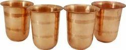 Copper Tepper Glass