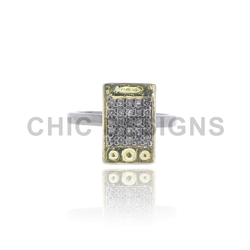 Mobile Phone Charm Mid Ring