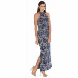 Woman Designer Maxi Dress